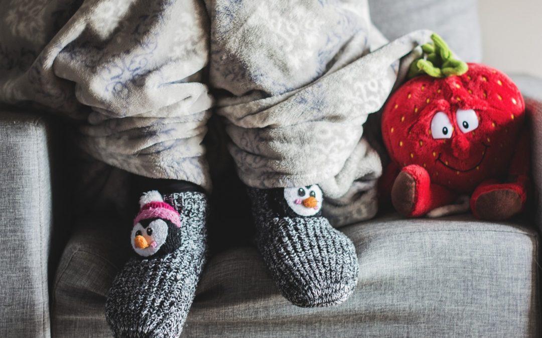 El cuidado de los pies en invierno