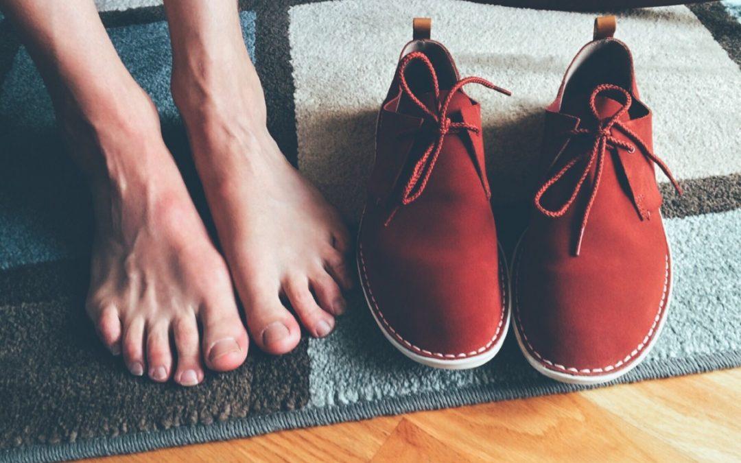 Deformidades del pie: pie plano y pie cavo