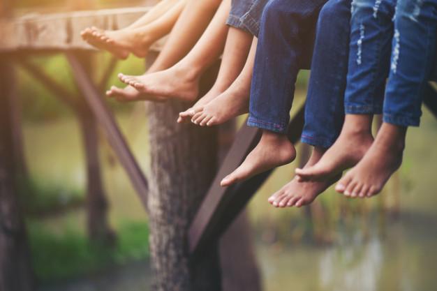 El verano es la época de mayor riesgo para nuestros pies