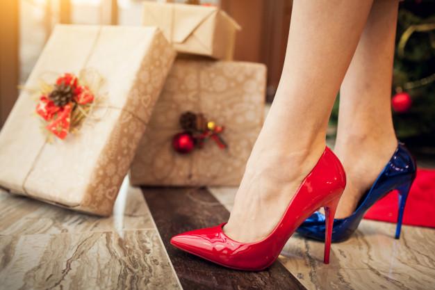 Los riesgos de utilizar zapatos de tacón