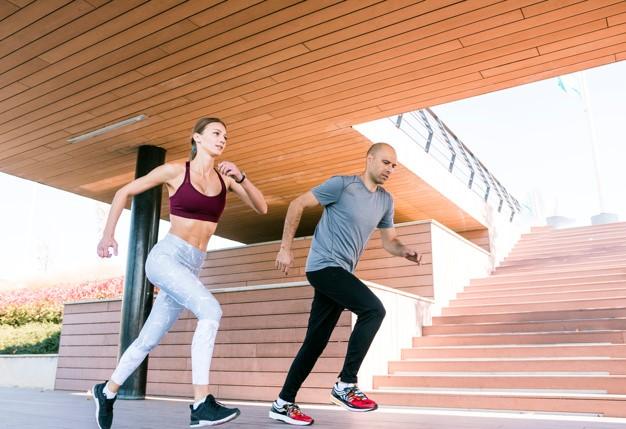 ¿Practicas running? Cuida tus pies