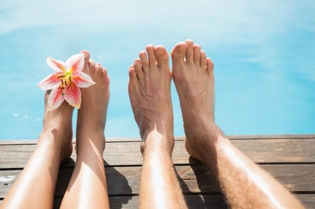 Cómo cuidar tus pies durante la Semana Santa