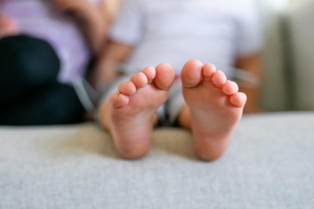 Podología infantil: la importancia de cuidar sus pies