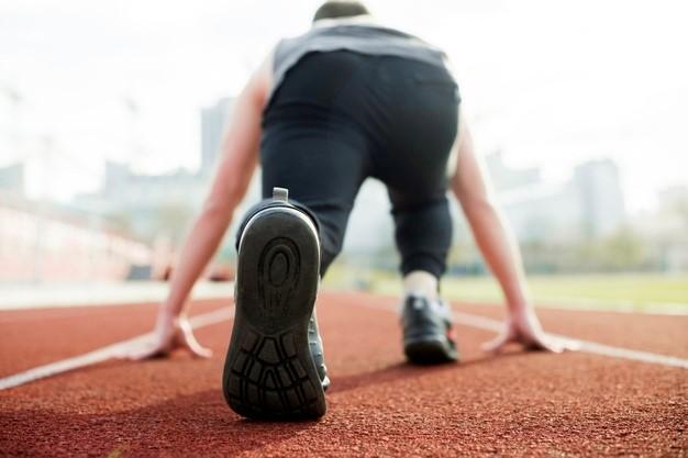 Los cuidados en los pies del deportista