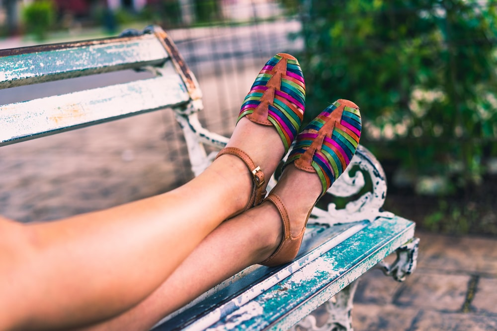 El cuidado de tus pies en primavera